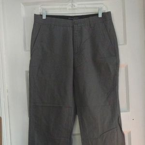 Banana Republic Cotton Linen Pants